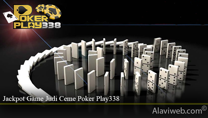 Jackpot Game Judi Ceme Poker Play338