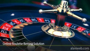 Online Roulette Betting Solution
